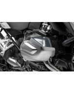 Zylinderschutz / Ventildeckelschutz Edelstahl (Satz) für BMW R1250GS / R1250R / R1250RS / R1250RT
