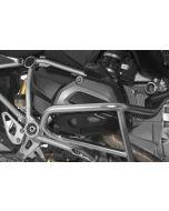 Zylinderschutz / Ventildeckelschutz zur Kombi mit original BMW Motorschutzbügel BMW R1200GS (LC) 2013-2016 / BMW R1200GS Adventure (LC), schwarz