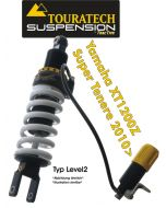 Touratech Suspension Federbein *hinten* für Yamaha XT1200Z Tenere Typ (2010-2013) Typ *Level2*