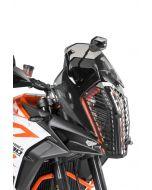Scheinwerferschutz Aluminium mit Schnellverschluss für KTM 1290 Super Adventure S/ R (2017-2020) *OFFROAD USE ONLY*
