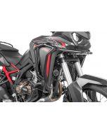 Verkleidungssturzbügel schwarz für Honda CRF1100L Africa Twin
