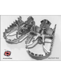 Pivot Pegz - Gelenkfußrasten *MK4* für BMW R1200GS bis 2012/R1200GS Adventure bis 2013