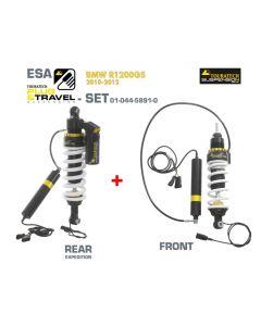 Touratech Suspension Plug & Travel-ESA Expedition SET für BMW R1200GS Model 2010-2012