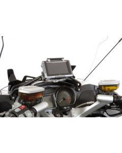 GPS Anbauadapter über Instrumente BMW R 1200 RT (2010-2013) Anbauadapter / GPS-Halter / Navi-Halter Navigationsgerätehalter