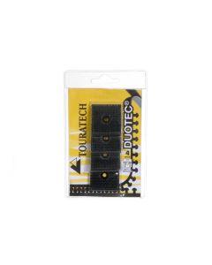 Duotec ® Powerklett 4 Stück a 32 mm x 32 mm, schraubbar