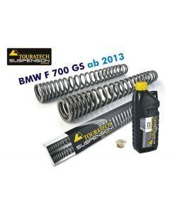 Progressive Gabelfedern für BMW F700GS ab 2013