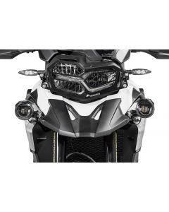 LED Zusatzscheinwerfer Satz Nebel rechts/Fernlicht links für BMW F850GS / F750GS