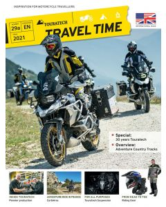 Travel Time - Ausgabe 29, 1/2021 Englische Version