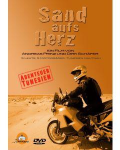 Video DVD - Sand aufs Herz  *Tunesien hautnah* Dirk Schäfer & Andreas Prinz - Deutsche Version