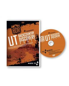 """VIDEO DVD """"Utah Backcountry Discovery Route"""""""