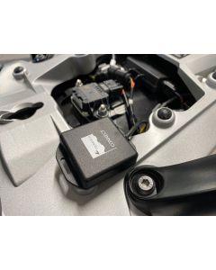 Touratech Connect APP inkl. Hardware für BMW R1250GS/GSA,  BMW R1200GS/GSA (08/2015-)