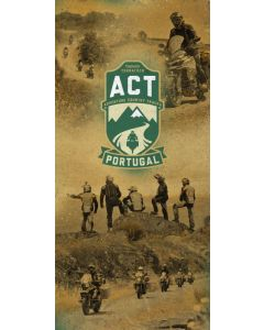 "Landkarte Touratech ""ACT Portugal"" 1:1100000"
