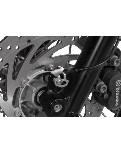 ABS-Sensorschutz, vorne für BMW G650GS / G650GS Sertao