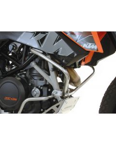Sturzbügel Verkleidung (Hardpart Kühler) KTM 690 Enduro / Enduro R