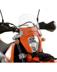 Windschild KTM 690 Enduro und KTM 690 Enduro R (2012-2017)