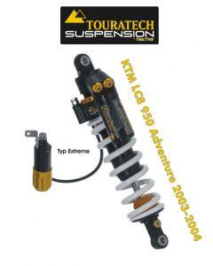 Touratech Suspension Federbein für KTM LC8 950 Adventure 2003-2004 Typ Extreme