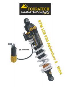 Touratech Suspension Federbein für KTM LC8 950 Adventure S 2004-2005 Typ Extreme