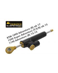Touratech Suspension Lenkungsdämpfer *CSC* für KTM 1090 Adventure (R) ab 17/1290 Super Adventure (T/S/R) ab 15/1190 Adventure (R) 13-15 *incl. Anbausatz*
