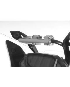 GPS-Anbauadapter über Instrumente, für Honda CRF1000L Africa Twin/ CRF1000L Adventure Sports, Anbauadapter/GPS-Halter/Navi-Halter Navigationsgerätehalter