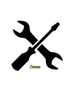 Gabelwerkzeug T - Schlüssel für Honda CRF1100L ADV Sports Typ: HP-T85
