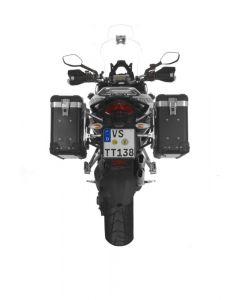 ZEGA Pro2 Koffersystem  für Ducati Multistrada 1200 bis 2014