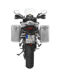 ZEGA Mundo Koffersystem  für Ducati Multistrada bis 2014