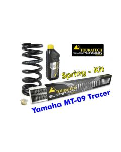 Progressive Federn für Gabel und Federbein für Yamaha MT 09 Tracer 2015-2016 Austauschfedern