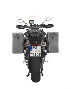 ZEGA Mundo Koffersystem  für Yamaha MT-09 Tracer (2015-2017)