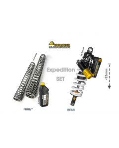 Touratech Suspension WTE Tieferlegung -35mm Typ Expedition für Yamaha 700 Tenere ab 2019