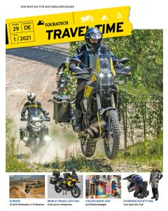 Travel Time - Ausgabe 29, 1/2021