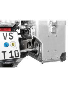 Auspuffverlängerung für Sondersystem ZEGA Pro2 und ZEGA Evo für BMW R1250GS Adventure/ R1200GS (LC) / R1200GS Adventure (LC)