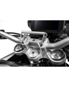 GPS-Anbauadapter auf Lenkerklemmung Anbauadapter/GPS-Halter/Navi-Halter BMW F850GS/ F850GS Adventure/ F750GS