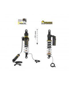 Touratech Suspension FAHRWERKSET Plug & Travel Tieferlegung -25mm für BMW R1200GS 2014 - 2016