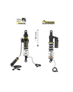 Touratech Suspension FAHRWERKSET Plug & Travel Tieferlegung -50mm BMW R 1200GS/R1250GS ab 2017