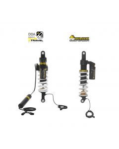 Touratech Suspension FAHRWERKS-SET-DDA / Plug & Travel für BMW R1200GS / R1250GS Adventure  ab 2017